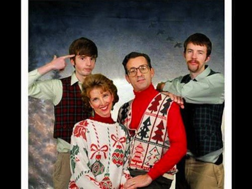 Ugly Christmas Family Pictures.Christmas Family Photos The Good The Bad And The Ugly